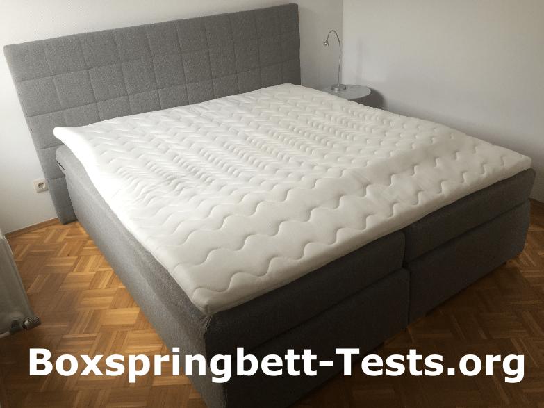 boxspringbett loevgren storebror test boxspringbett test 2017. Black Bedroom Furniture Sets. Home Design Ideas
