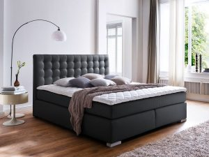boxspringbetten von m bel eins im vergleich der berblick. Black Bedroom Furniture Sets. Home Design Ideas