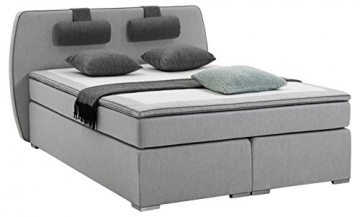 boxspringbett rex inklusive nackenkissen set. Black Bedroom Furniture Sets. Home Design Ideas