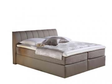 boxspringbett vanilla von maintal betten obermatratze w hlbar. Black Bedroom Furniture Sets. Home Design Ideas