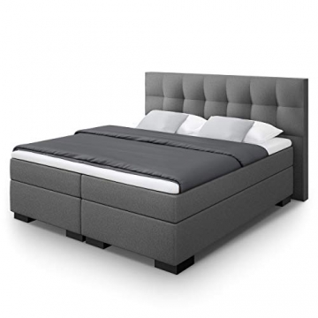 monaco boxspringbett von belvandeo tonnentaschenfederkern. Black Bedroom Furniture Sets. Home Design Ideas