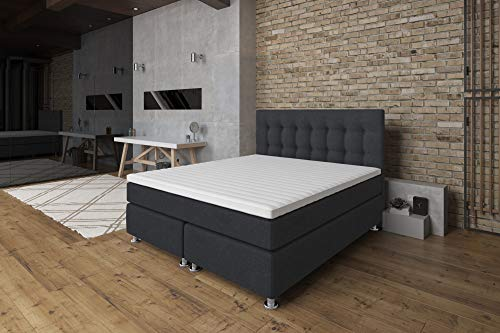 41wgdkot4pl boxspringbett test 2018. Black Bedroom Furniture Sets. Home Design Ideas